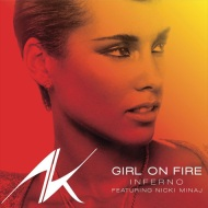 "New Music: Alicia Keys Feat. Nicki Minaj – ""Girl on Fire (Inferno)"""